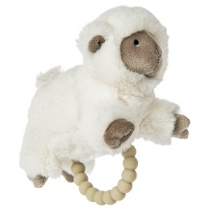 44320 Luxey Lamb Teether Rattle