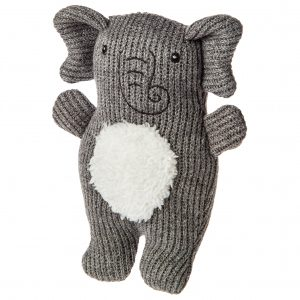 44330 Knitted Nursery Elephant