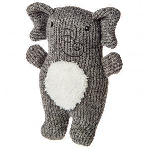 44330 Knitted Nursery Elephant