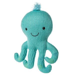 44333 Knitted Nursery Octopus