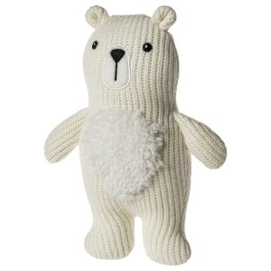 44334 Knitted Nursery Bear