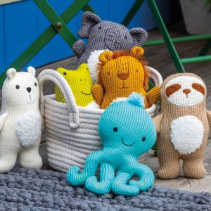 knitted nursery group