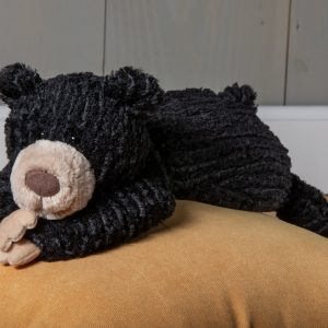 27230 Cozy Toes Black Bear