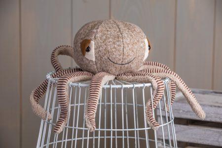 59710 FabFuzz Sir Saltz Octopus