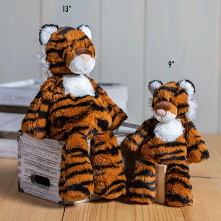 Marshmallow Tiger
