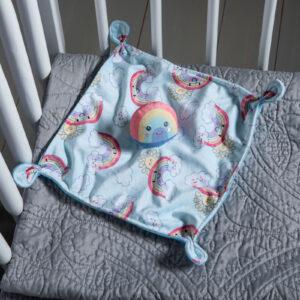 44204 Sweet Soothie Rainbow Blanket