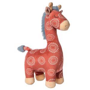 44564 Boho Baby Giraffe Soft Toy