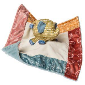 44565 Boho Baby Elephant Character Blanket
