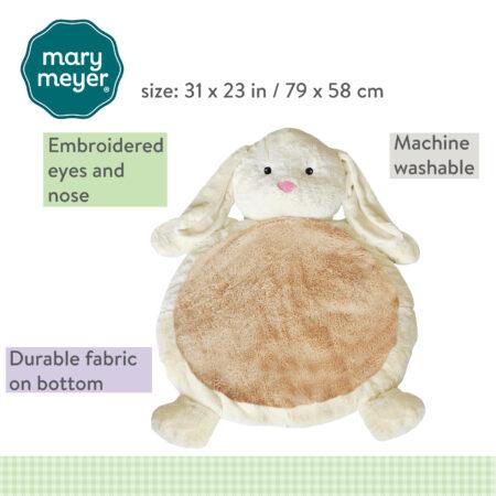 Bunny Baby Mat