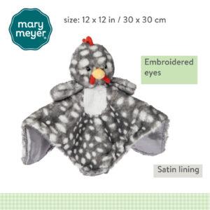 Rocky Chicken Character Blanket