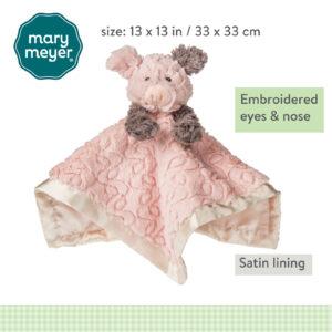 Putty Nursery Piglet Character Blanket