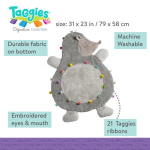 Taggies Heather Hedgehog Baby Mat