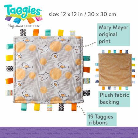 Taggies Original - Birds