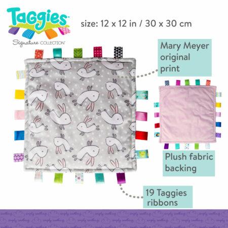 Taggies Original - Bunnies