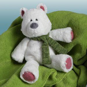 55221 Marshmallow Junior Holiday Nicholas Polar Bear